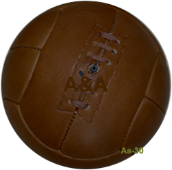 antique leather football TIENTO BALL